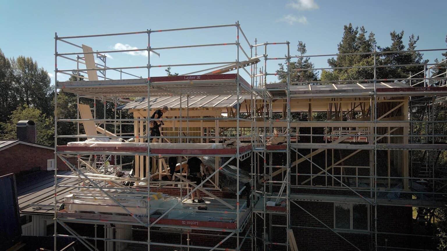 Bygga hus i Gävle